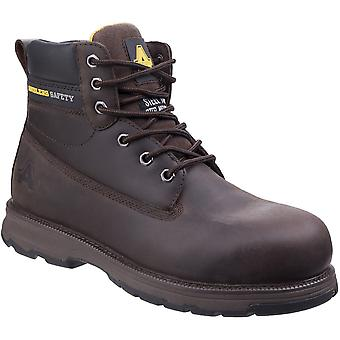 Amblers Safety Mens AS170 Lightweight Steel Toe Safety Boots