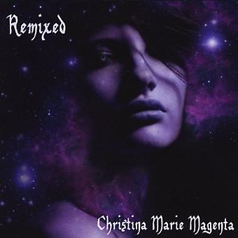Christina Marie Magenta - Remixed [CD] USA import
