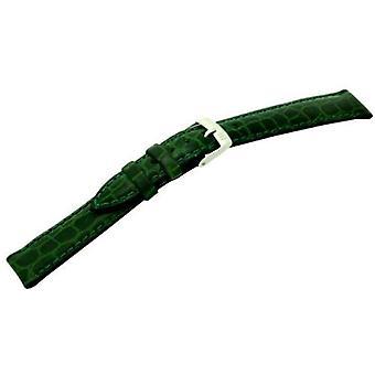 Morellato Leather Bracelet A01U0751376072CR16 LIVERPOOL man, 16 mm, color green