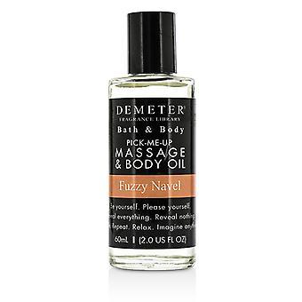 Demeter Fuzzy Navel masaje y aceite corporal - 60ml / 2oz