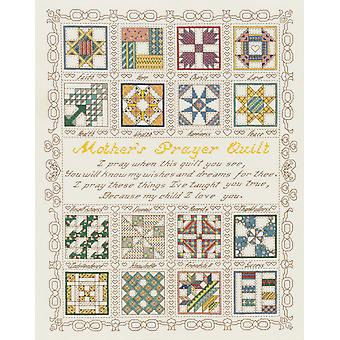 A Mother's Prayer Counted Cross Stitch Kit 15