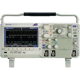 Digital Tektronix 100 MHz 4-channel 1 null 1 null 8 Bit Calibrated to DAkkS standards Digital storage (DSO)