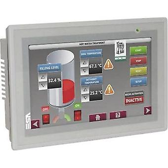 SPS touch panel with built-in control ESA-Automation ESA Automation SC107 18 Vdc, 32 Vdc
