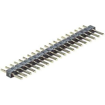 BKL Electronic 10120400 Terminal Strip, Straight Nominal current: 1 A
