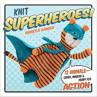 Martingale & Company-Knit Superheroes! MG-86128