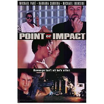 Point of Impact Movie Poster Print (27 x 40)