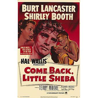 Come Back Little Sheba Movie Poster Print (27 x 40)
