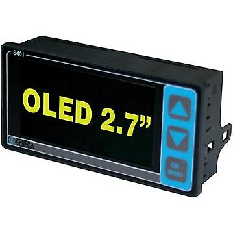 Wachendorff WS401L OLED digital display WS401 Assembly dimensions 91 mm x 45 mm