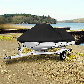 BLACK TRAILERABLE PWC PERSONAL WATERCRAFT COVER COVERS FITS 1-2 SEAT OR 116