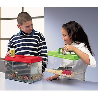 Fauna-box surtidos colores 6ltr 27x17x18cm (paquete de 6)