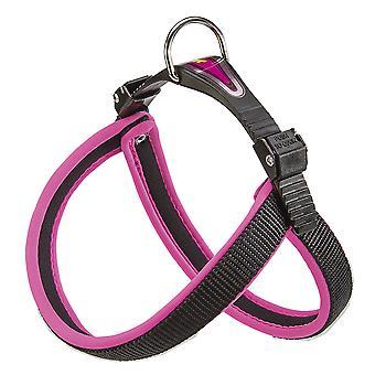 Agila Ergofluo 3 Harness Pink 42-50cm (Pack of 2)