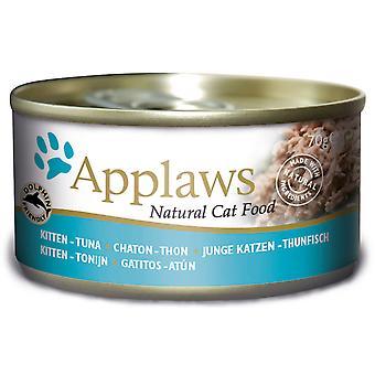 Applaws killing kan tun 70g (Pack af 24)