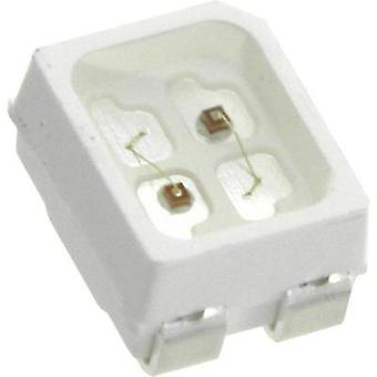 SMD LED 2835 Green, Yellow 25 mcd, 15 mcd 120 ° 20