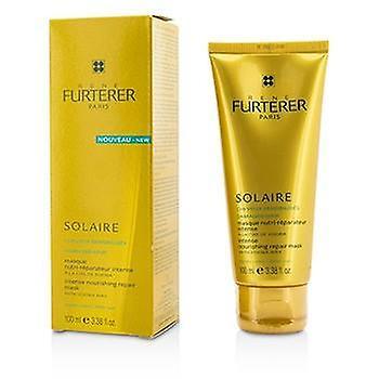 Solaire Intense Nourishing Repair Mask with Jojoba Wax (For Damaged Hair) - 100ml/3.38oz