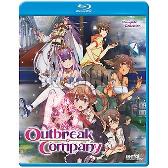 Outbreak Company: Complete Collection [BLU-RAY] USA import