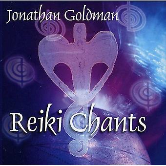 Jonathan Goldman - Reiki Chants [CD] USA import