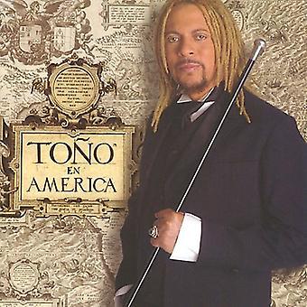 Tono Rosario - Tono En America [CD] USA import