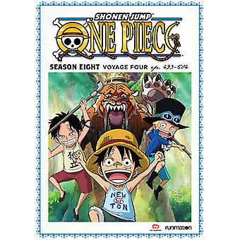One Piece : Saison 8 - import USA Voyage quatre [DVD]