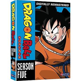 Dragon Ball: Temporada 5 importación de Estados Unidos [DVD]