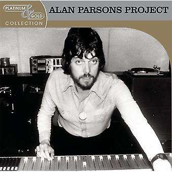 Alan Parsons Project - Platinum & guld samling [CD] USA import