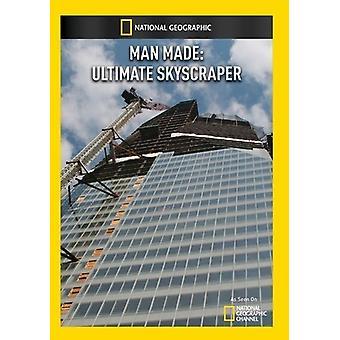 Man Made: Ultimate drapacz [DVD] USA import