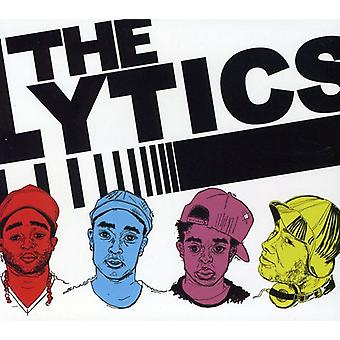 Lytics - Lytics [CD] USA importerer