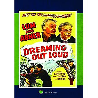 Importazione USA Dreaming Out Loud [DVD]