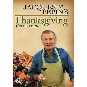 Thanksgiving Cel [DVD] USA importerer