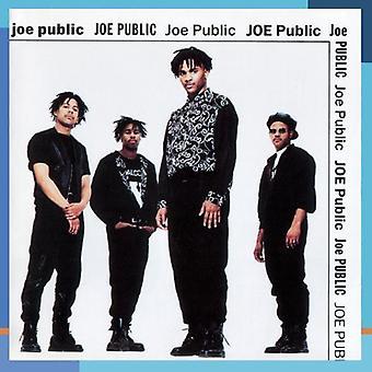 Joe Public - importação EUA vivem & aprender [CD]