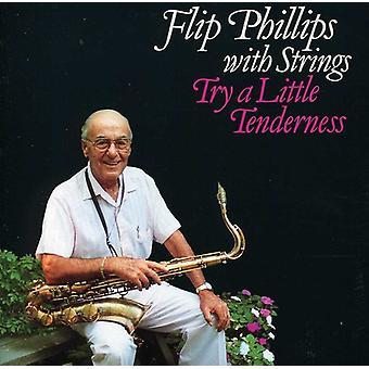 Flip Phillips - Prøv en lille ømhed [CD] USA import