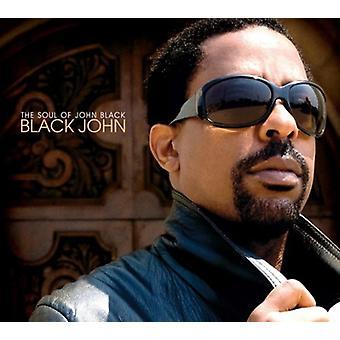 Sjælen af John Black - Black John [CD] USA import