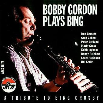 Bobby Gordon - spiller Bing [CD] USA import