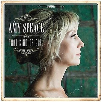 Amy Speace - at slags pige [CD] USA import
