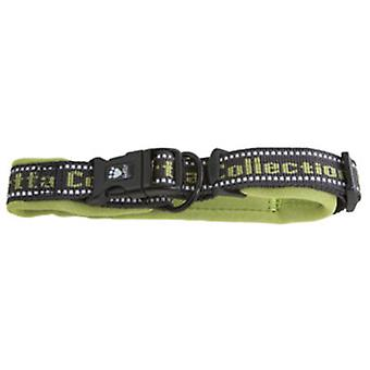 Hurtta Padded Collar Green (Dogs , Walking Accessories , Collars)