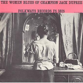 Champion Jack Dupree - femmes Blues de Champion Jack Dupree [CD] USA import