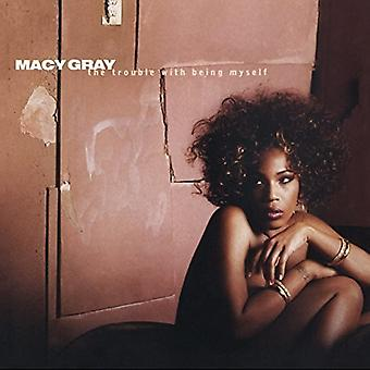 Macy Gray - Trouble with Being Myself importazione USA [CD]