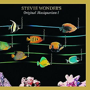 Stevie Wonder - oprindelige Musiquarium [Vinyl] USA import