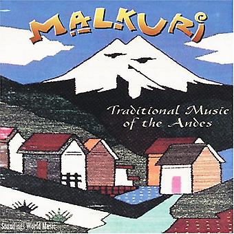 Malkuri - traditionel musik fra Andes [CD] USA importerer