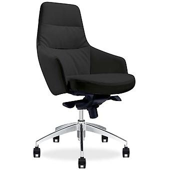 Superstudio Guerade Office Chair Black Leatherette