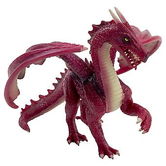 Mytiske Red Dragon figur legetøj af Animal Planet