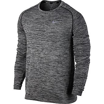 Nike Dri-Fit Knit LS Top