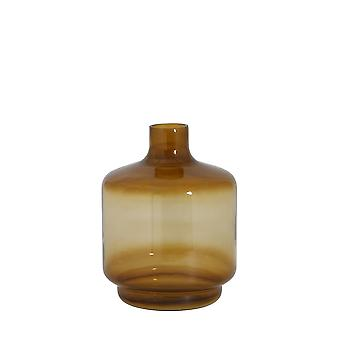 Light & Living Vase Ø19x26 Cm TEQUES Yellow Ocher
