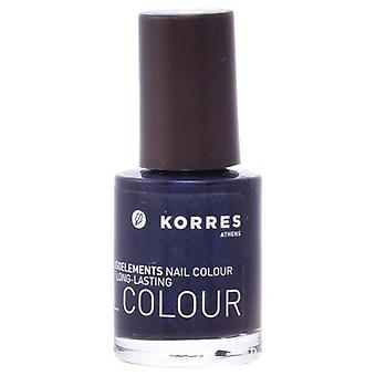 Korres Midnight Blue Enamel 88 (Woman , Makeup , Nails , Nail polish)
