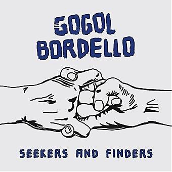 Gogol Bordello - Seekers & finderne [CD] USA import