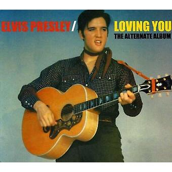 Loving You (Alternate Album) by Elvis Presley