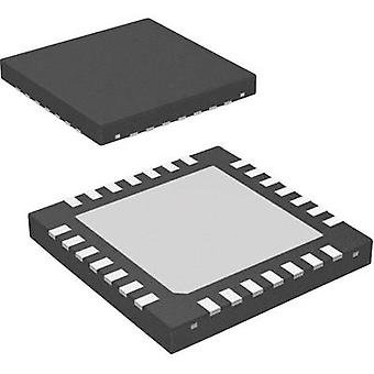 Embedded microcontroller PIC16LF1906-I/MV UQFN 28 (4x4) Microchip Technology 8-Bit 20 MHz I/O number 25