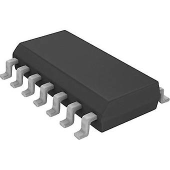 Linear IC - Comparator STMicroelectronics TS3V339ID Multi-purpose CMOS, Open-drain SOIC 14