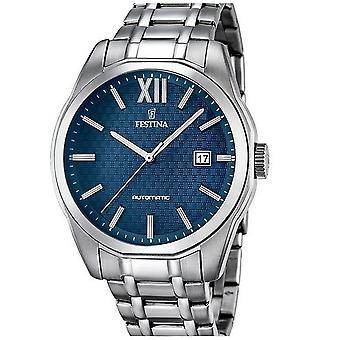 FESTINA - men's watch - F16884/3 - automatic - classic