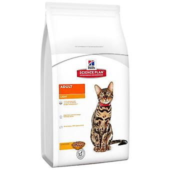 Hill's Adult Light Chicken (Cats , Cat Food , Dry Food)