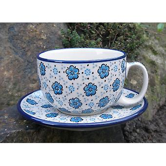 Maxi Cup with saucer, 375 ml, tradition 34, BSN J-203
